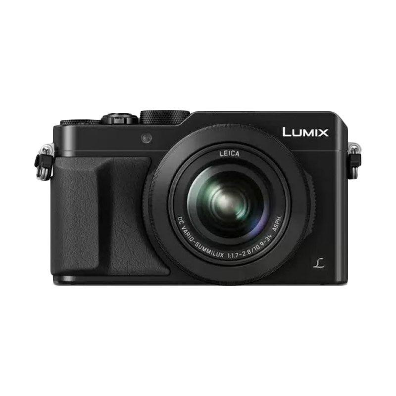 Panasonic Lumix DMC-LX100 4K Hitam Kamera