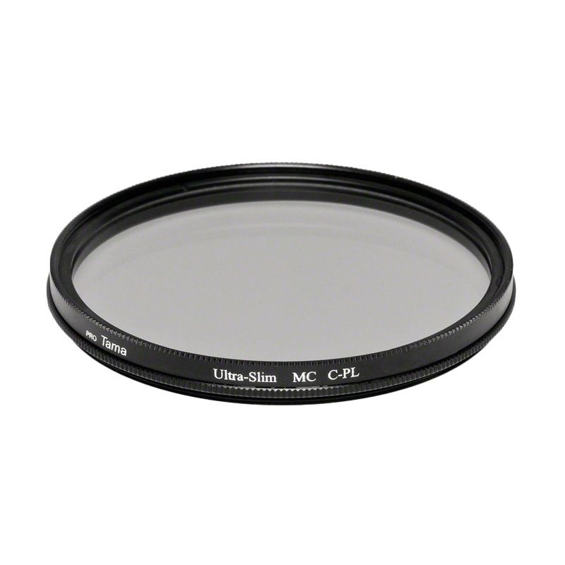 Protama Ultra Slim MC CPL 62mm Hitam Filter Lensa