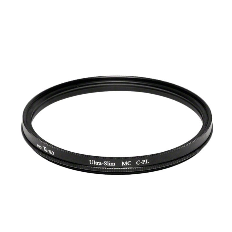 Protama Ultra Slim MC CPL 67mm Hitam Filter Lensa