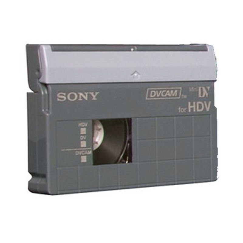 Sony DV-Cam 41 Kaset