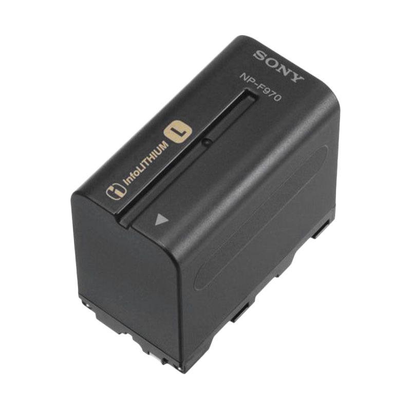harga Sony NP-F970 Battery for HD1000/PD170/PD177/Z1/ Z5/Z7/HD700 Blibli.com
