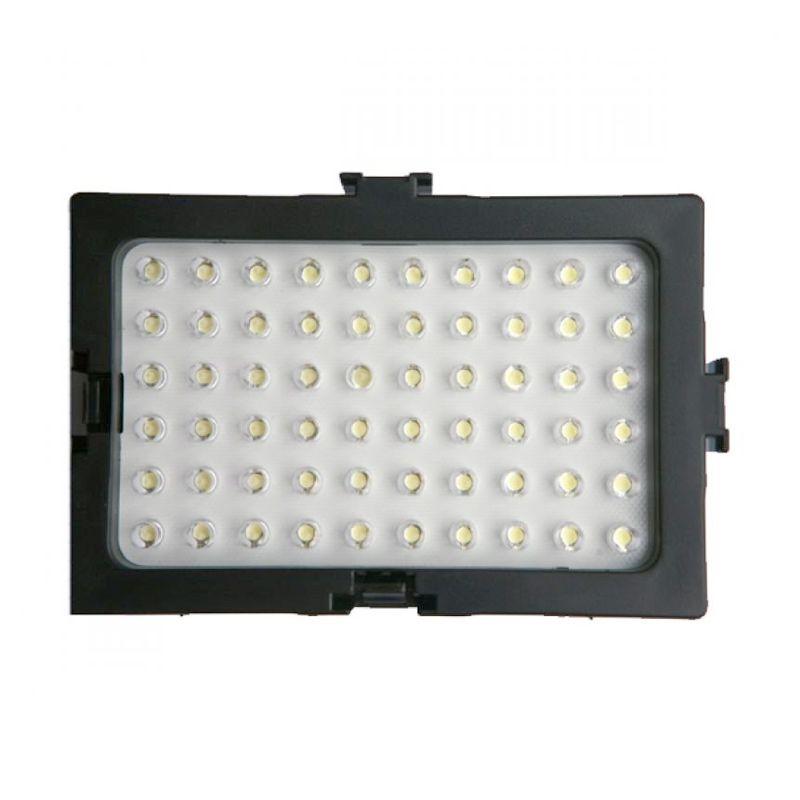 Tronic DV-60 Video Light Kit Hitam Lampu Lighting