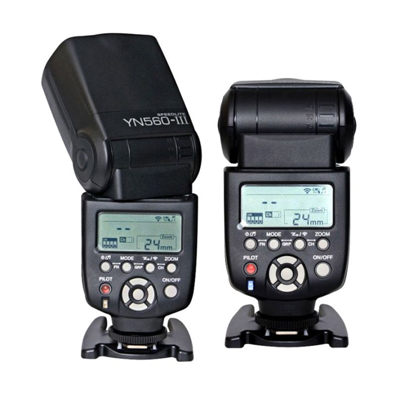 Yongnuo YN-560 III Flash Kamera for Canon or Nikon