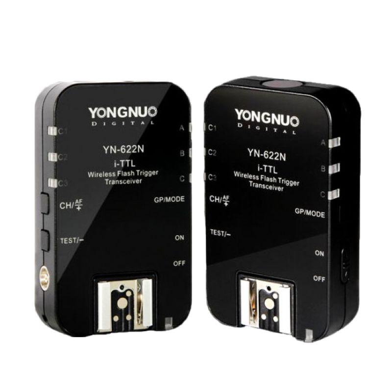 Yongnuo YN-622C Wireless E TTL HSS 1 / 8000S Flash Trigger for Canon