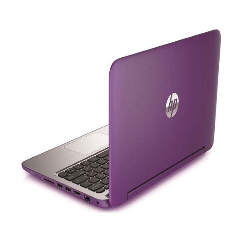 HP x360 11-n046TU Purple Smart PC [N2830/11.6