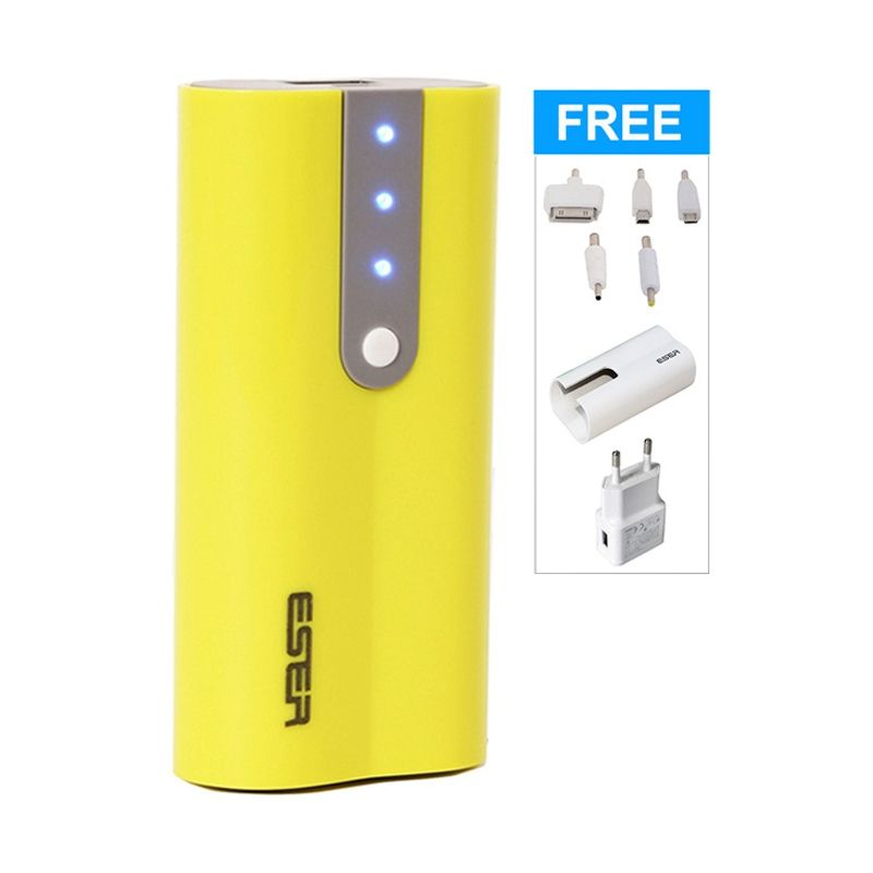 Eser Eagle2 Dual Color EU62DYW Powerbank [6200mAh]