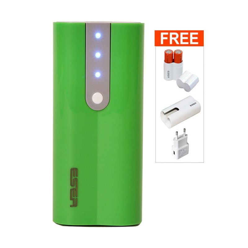 Eser Eagle2 Dual Color EU88DGW Powerbank [8800mAh]