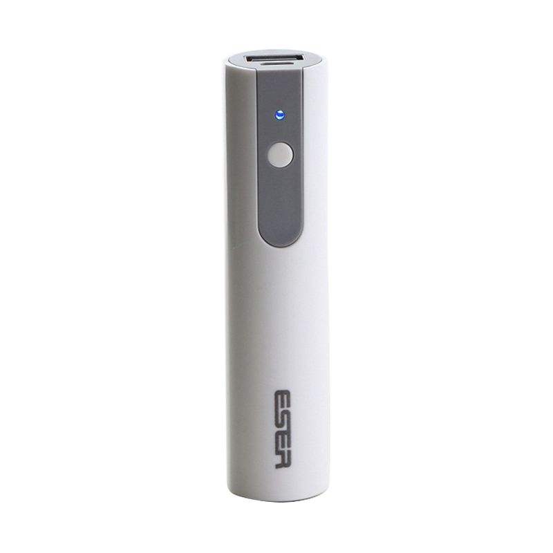 Eser LU26SW 1.2A 70g White Power Bank [2200mAh]