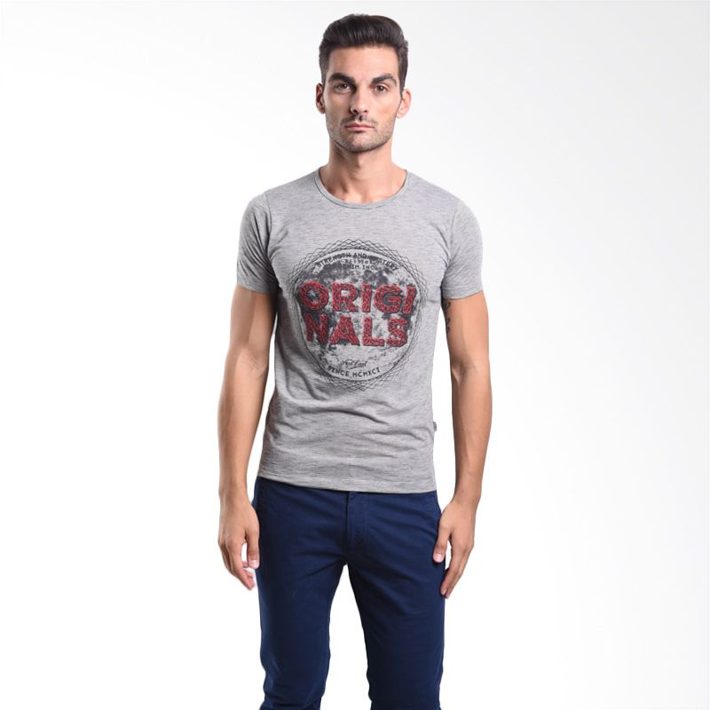 Cressida Originals 125G167 A Grey Kaos Pria