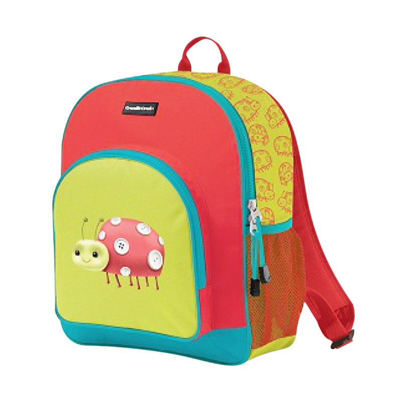 Crocodile Creek Backpack - Ladybug