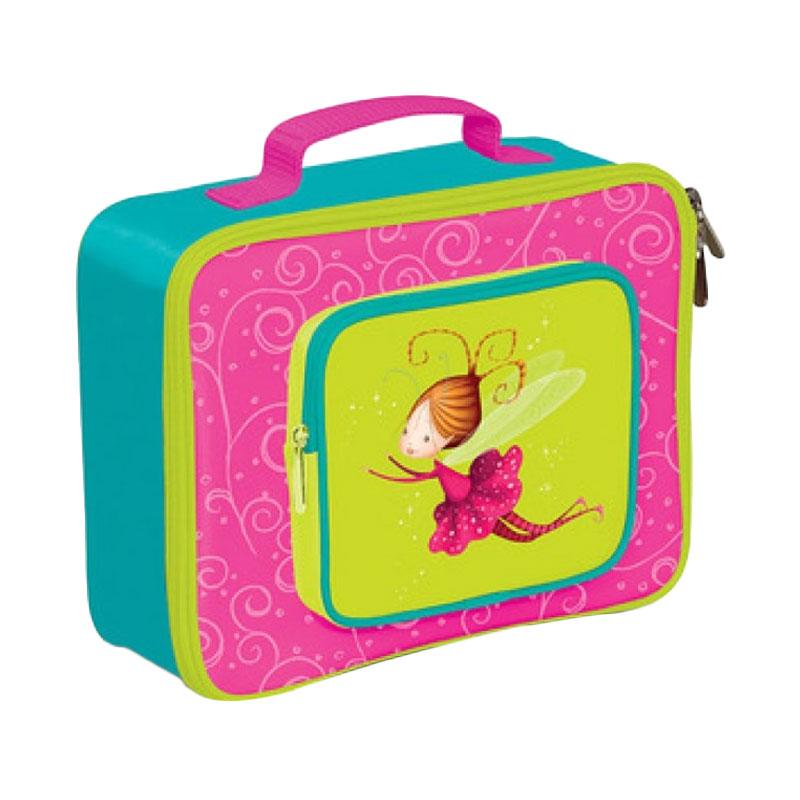 Crocodile Creek Lunch Box Fairy - Pink Green