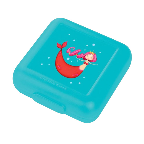 Crocodile Creek Sandwich Keeper - Light Blue Mermaid