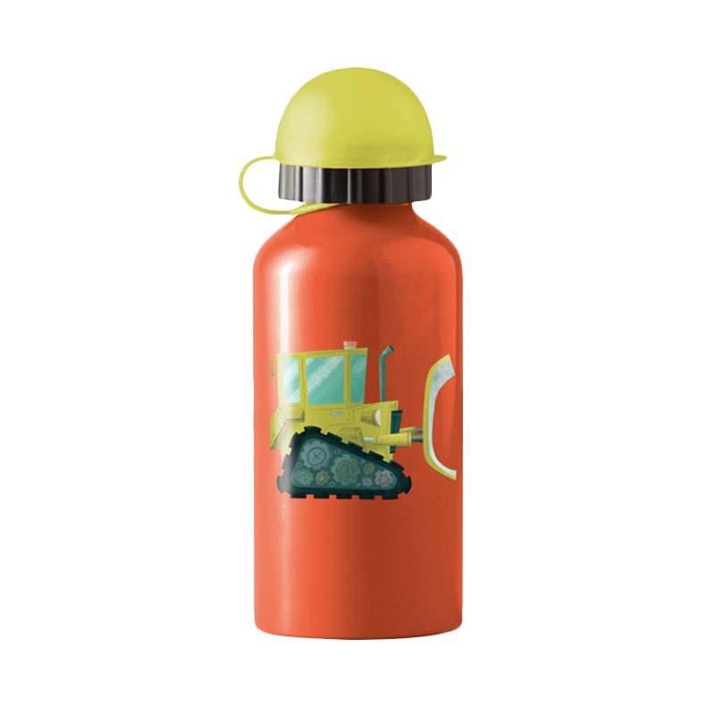 Crocodile Creek Stainless Steel Bottle Dozer Botol Minum [400 mL]