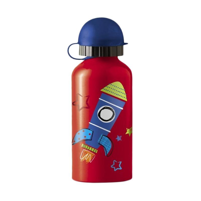 Crocodile Creek Stainless Steel Bottle Rocket Botol Minum [400 mL]