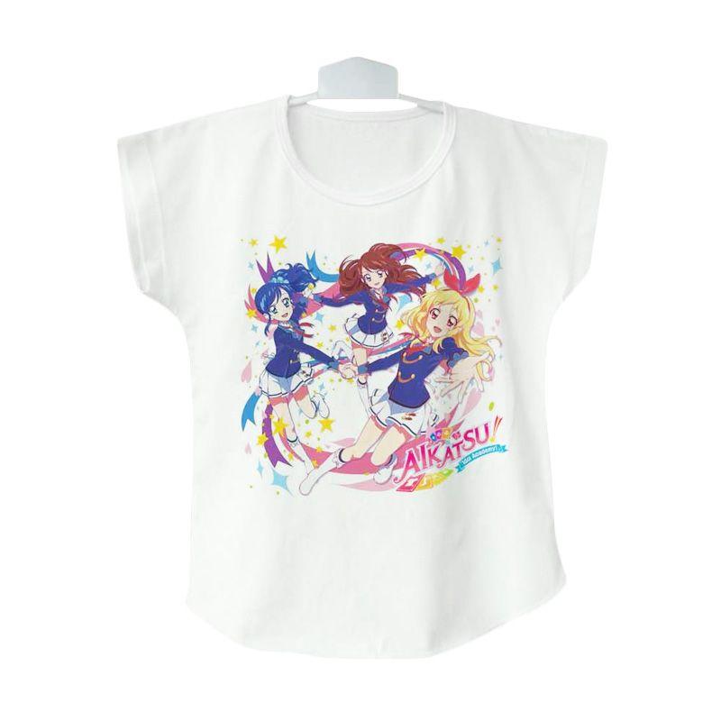 AIKATSU Soleil 04 Baju Atasan Anak Perempuan