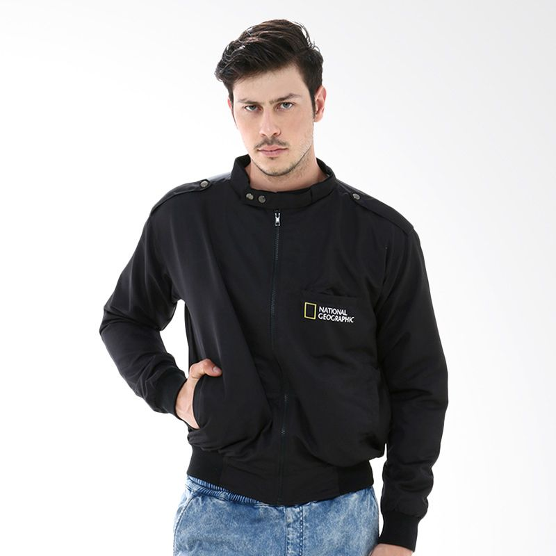Crows Denim NG-13 Black Jaket Pria