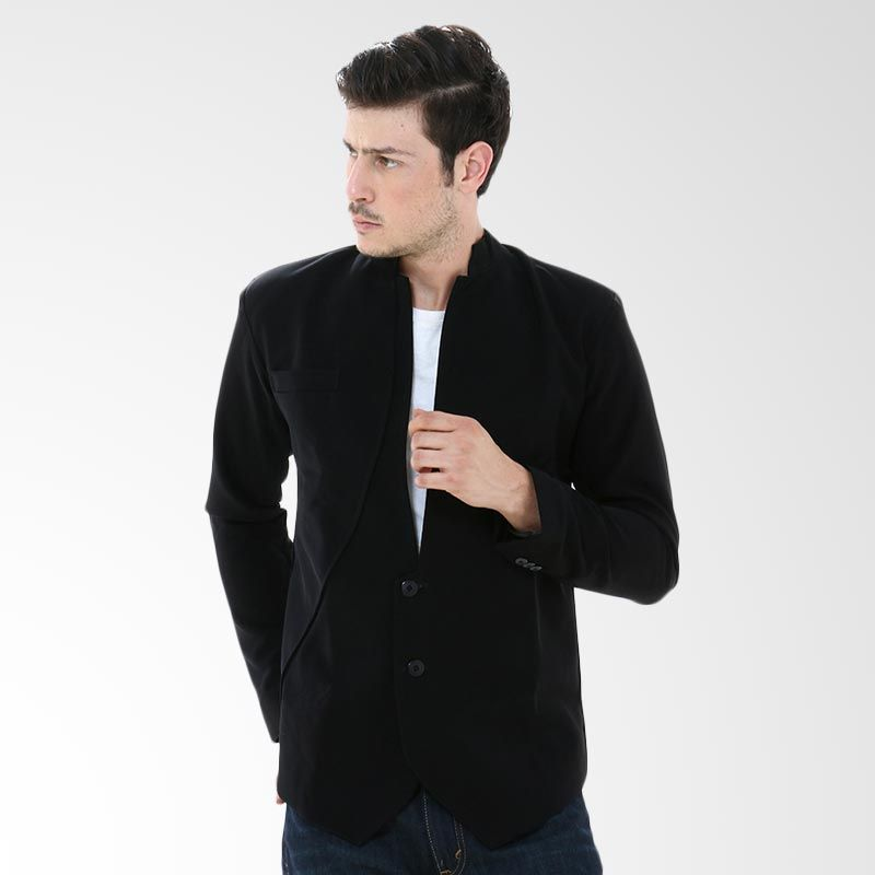 Crows Denim SK11 Black Blazer