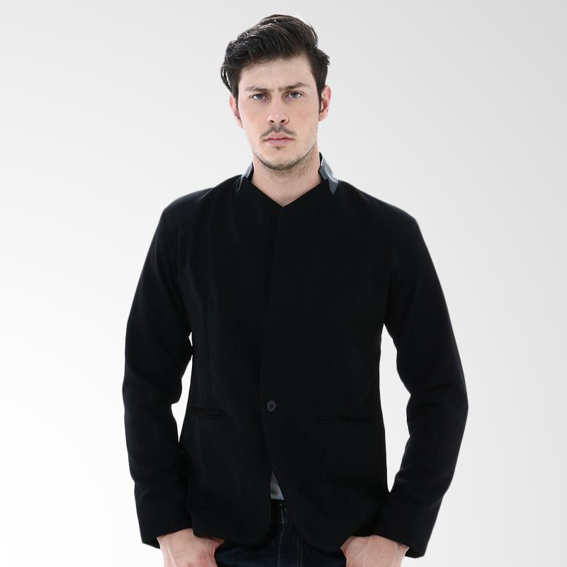 Crows Denim SK29 Black Blazer