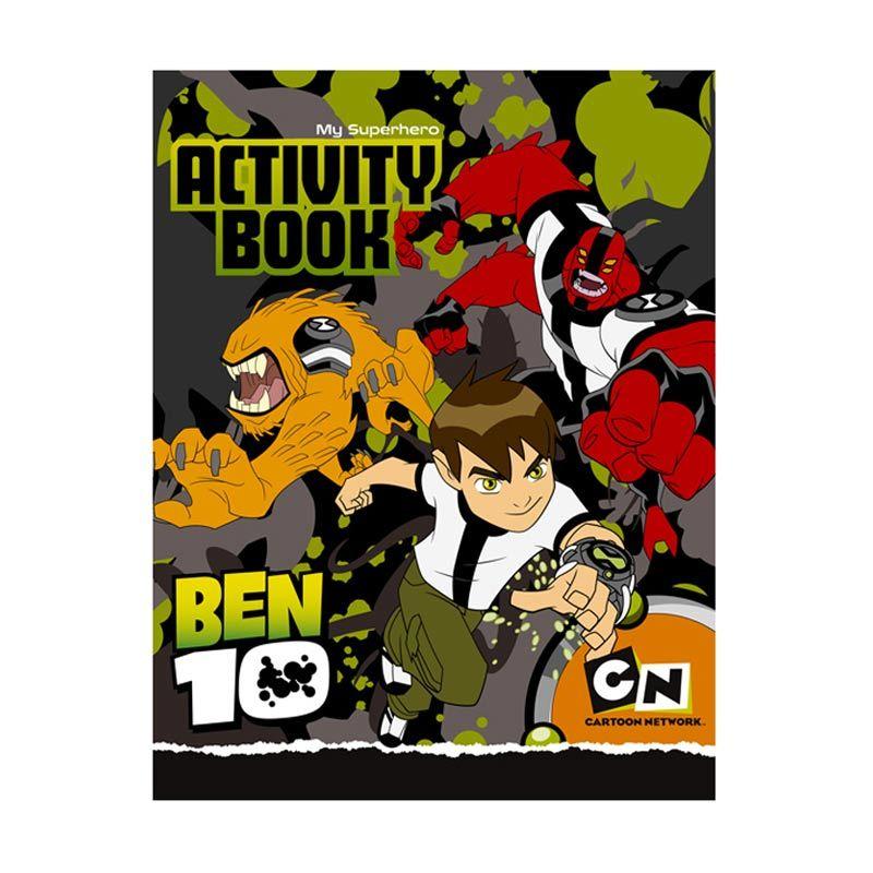 Cartoon Network Ben ... Buku Anak