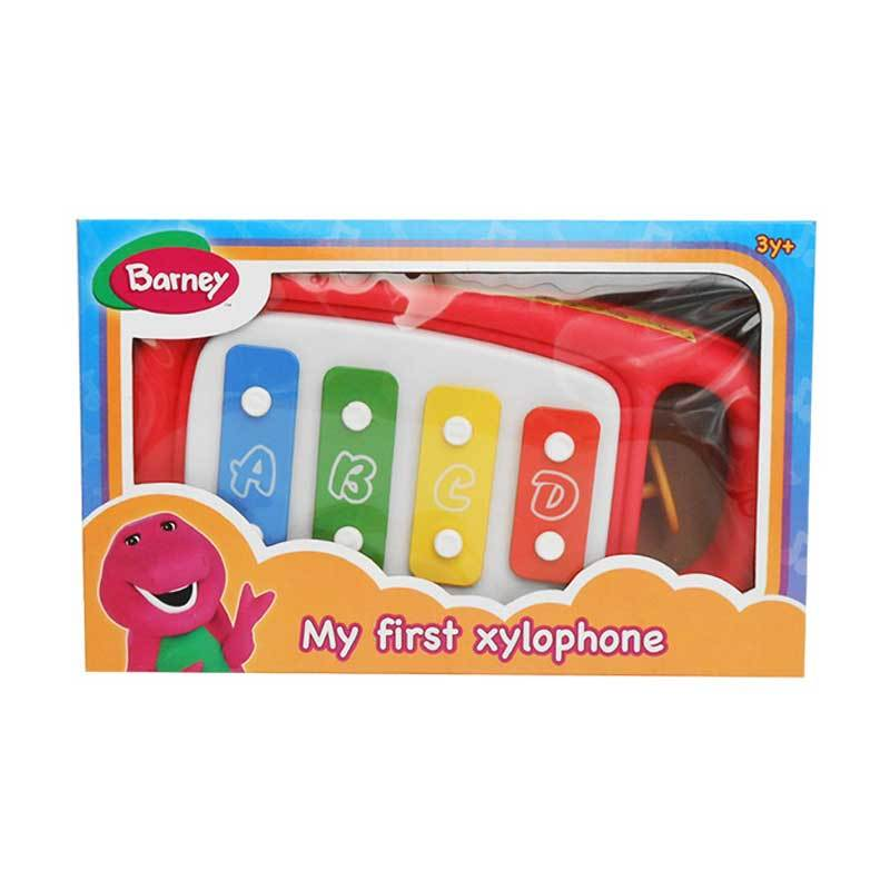 Hit Entertainment Limited Barney My first Xylophone Purple