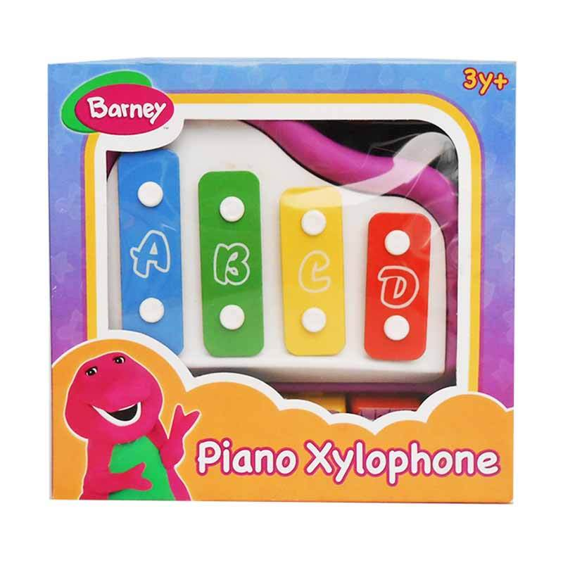 Hit Entertainment Limited Barney Piano Xylophone Purple