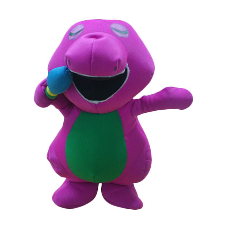 Hit Entertainment Limited Barney Plush Ben 01 Mainan Anak