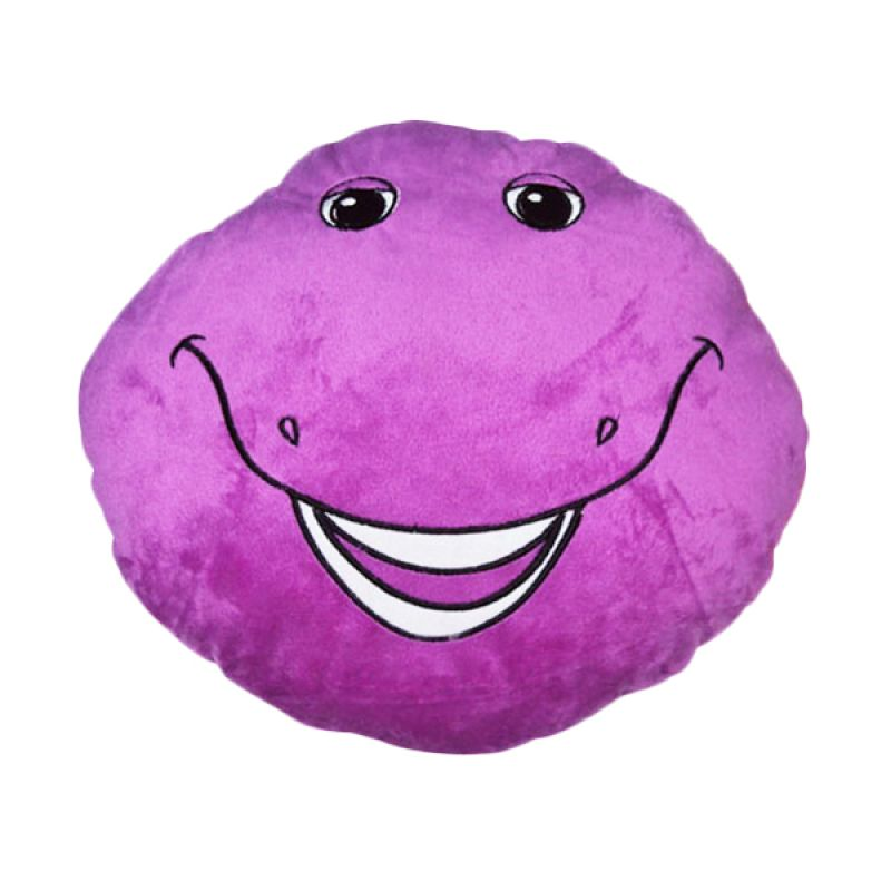 Hit Entertainment Limited Barney Plush 01 Mainan Anak