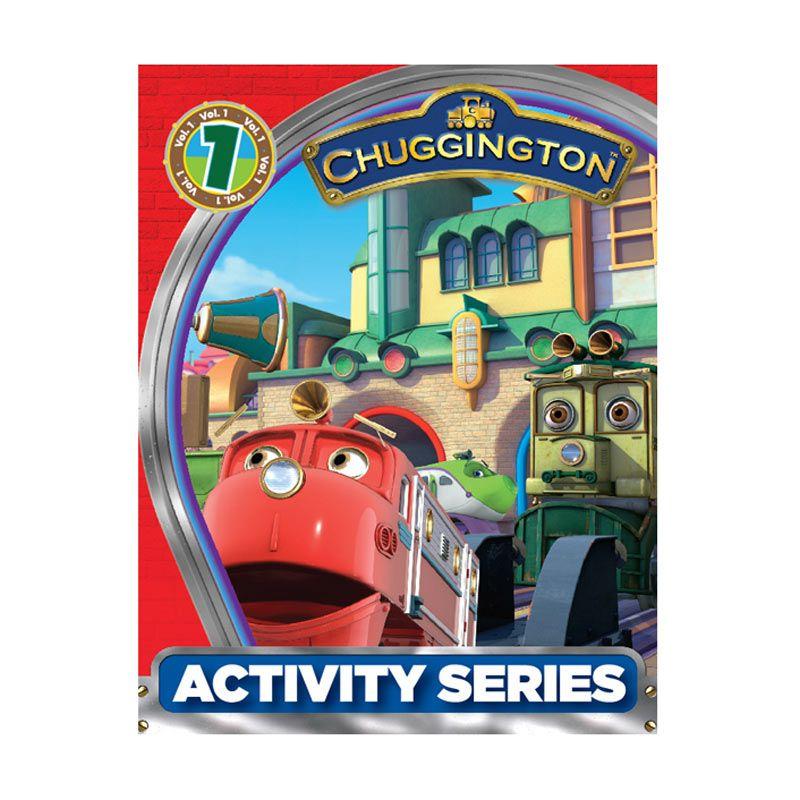 Ludorum Chuggington Buku Aktivitas Series Vol. 01 Buku Anak
