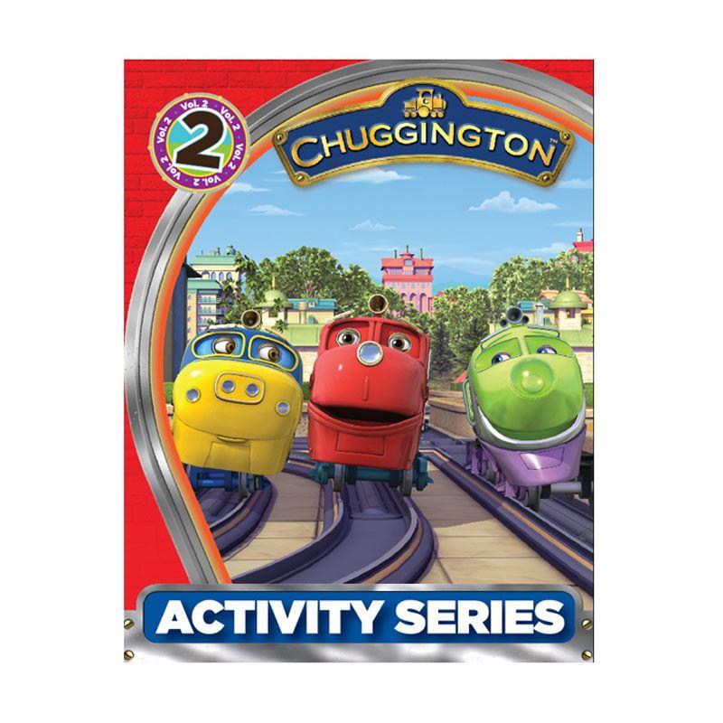 Ludorum Chuggington Buku Aktivitas Series Vol. 02 Buku Anak
