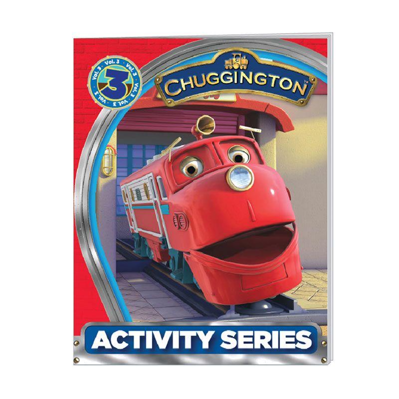 Ludorum Chuggington Buku Aktivitas Series Vol. 03 Buku Anak