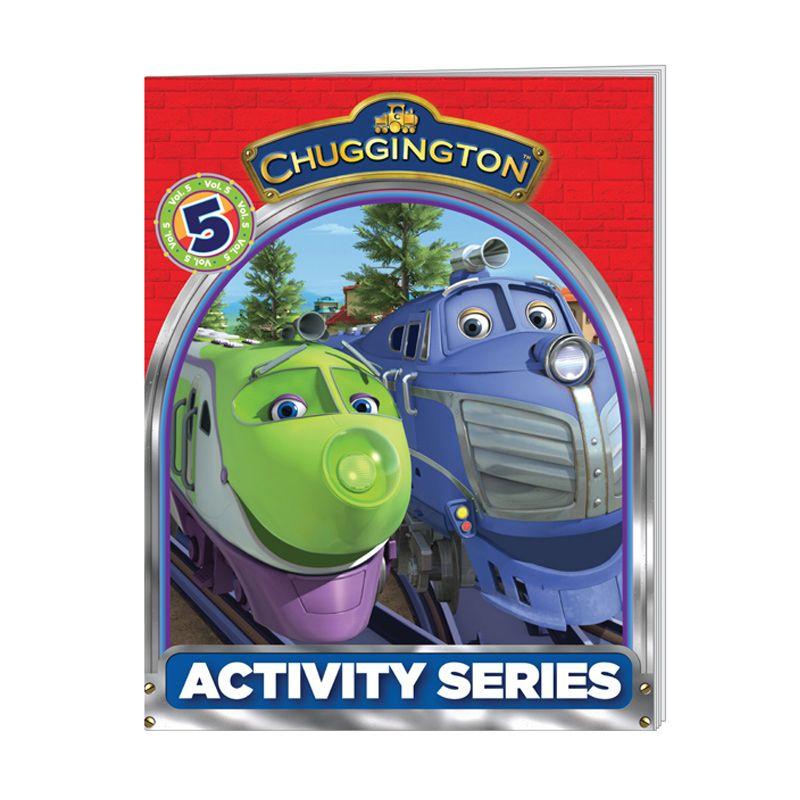 Ludorum Chuggington Buku Aktivitas Series Vol. 05 Buku Anak