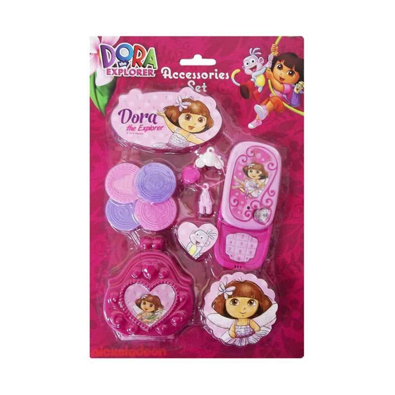Nickelodeon Dora Beauty 01 Set Mainan Anak