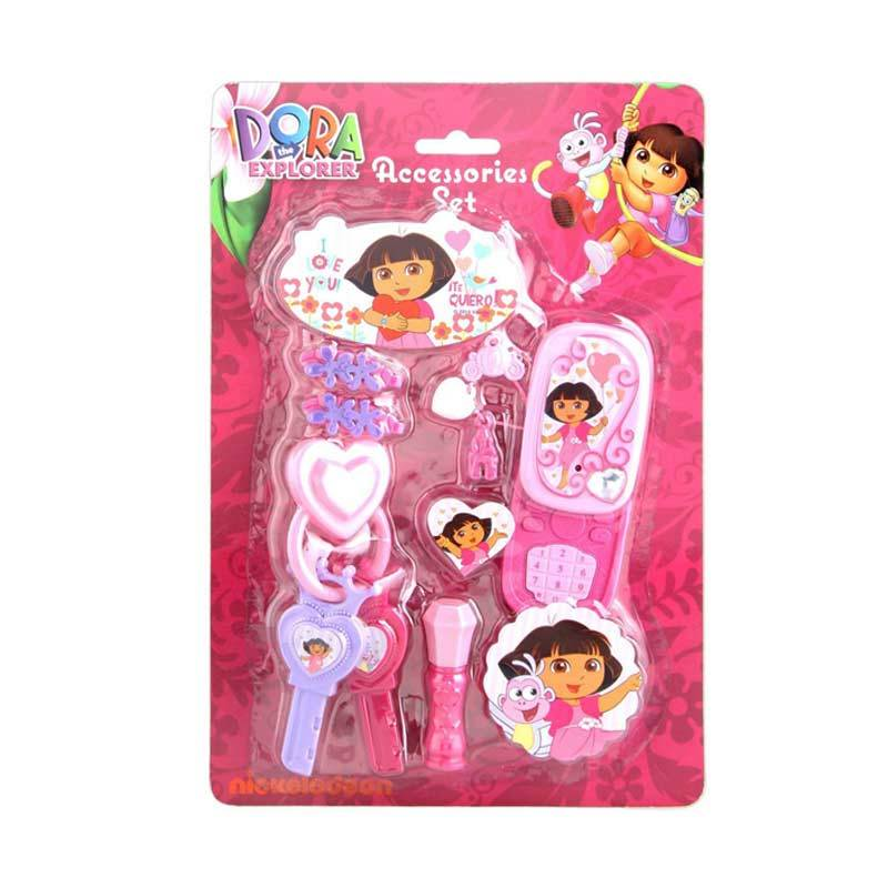 Nickelodeon Dora Beauty 02 Set Mainan Anak