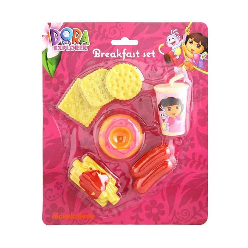 Nickelodeon Dora Kitchen B Set Mainan Anak