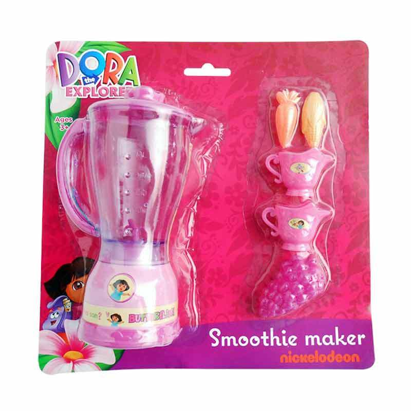 Nickelodeon Dora Smoothie Maker Pink