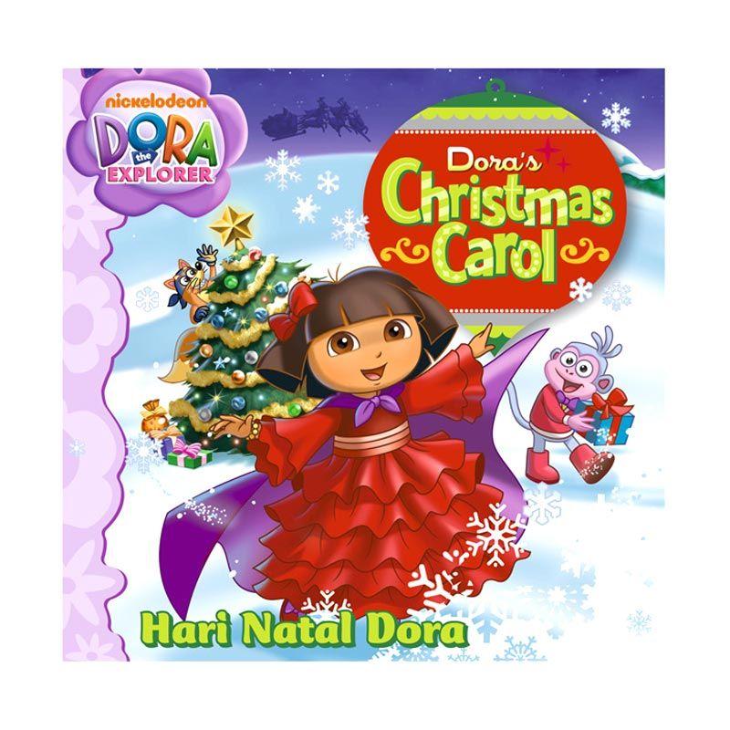 Nickelodeon Dora Costume Party Story Book Buku Anak