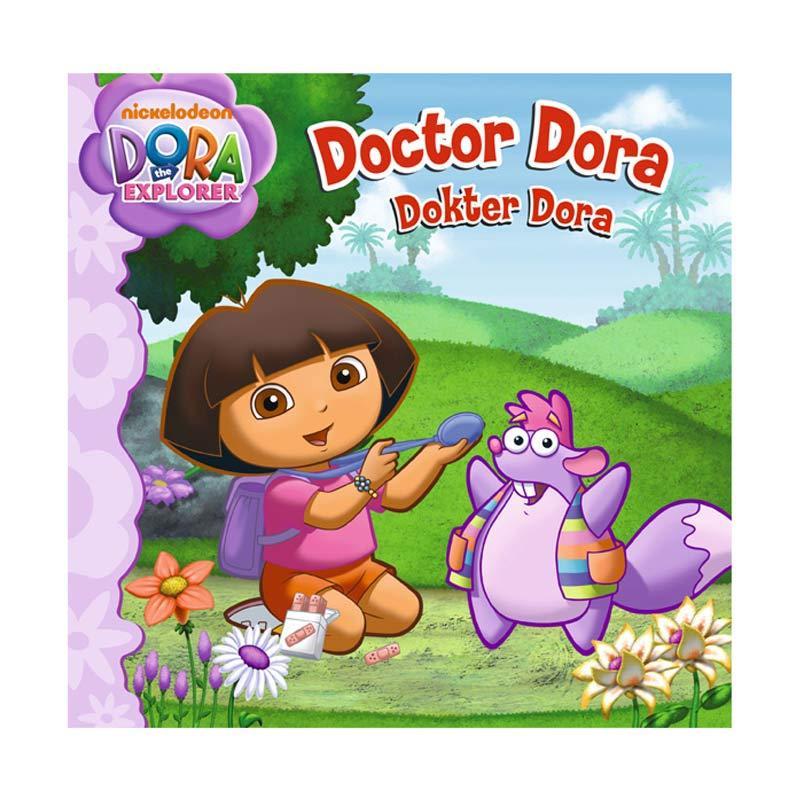 Nickelodeon Dora Story Book Doctor Dora Buku Anak
