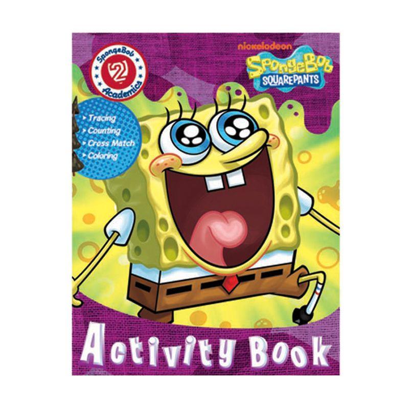 Nickelodeon Spongebob Activity Vol. 02 Buku Anak