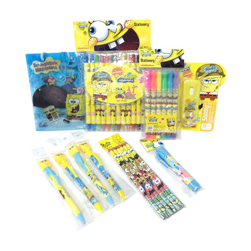 Nickelodeon Spongebo...Alat Tulis