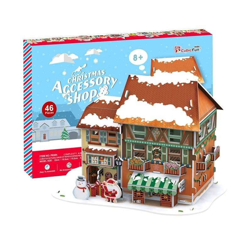 CubicFun P650h Christmas Accessory Shop