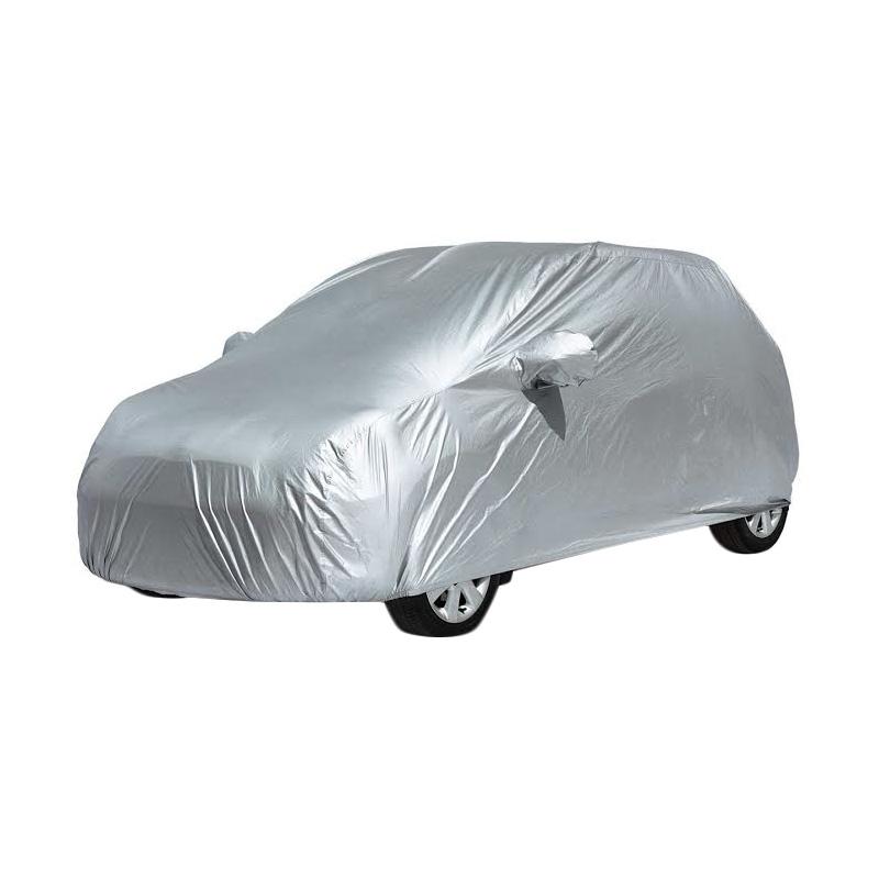 Custom Body Cover Mobil for Daihatsu Ayla - Silver
