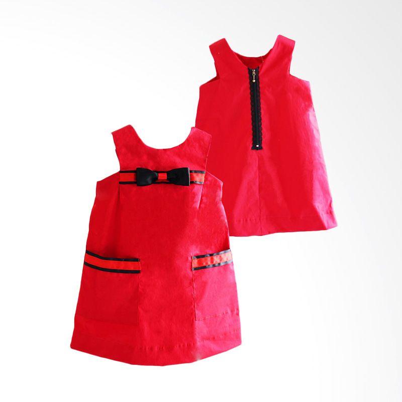 Ficalica Red Dress Anak