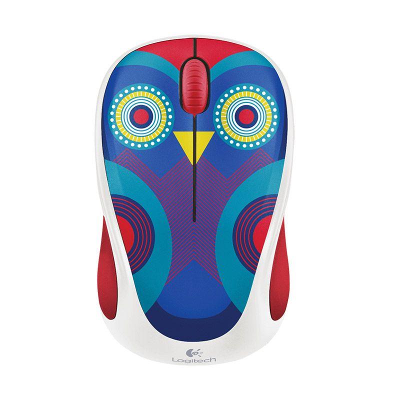 Logitech M238 Owl Wireless Mouse