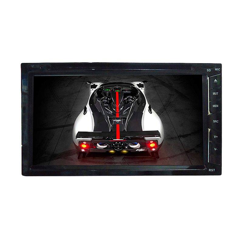 Rodek XS-6992 Double DIN Bluetooth Function[7 Inch]