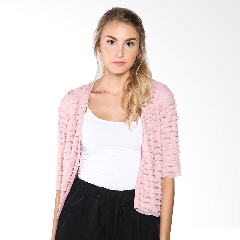 Cynara Studio Cardi Babat Cardigan - Pink Blush