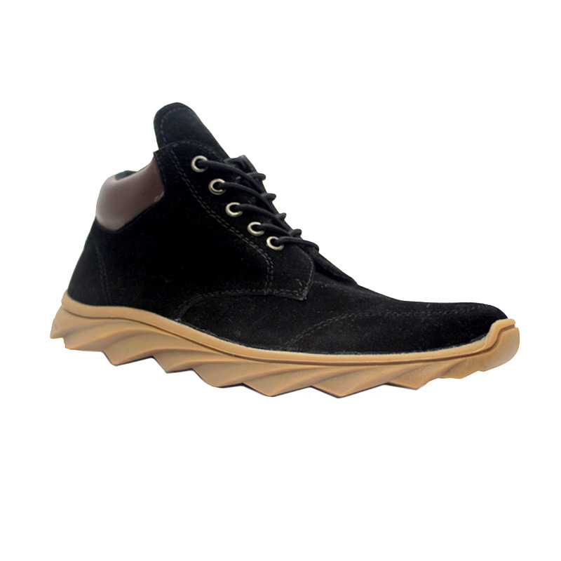 D-Island Shoes England Boots - Black