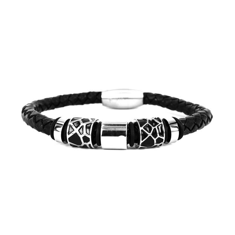 harga Dparis Leather Bracelet SGTKI03800 Gelang Pria Blibli.com