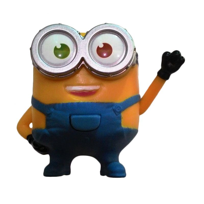 Minions Chatting Bob Yellow Action Figure