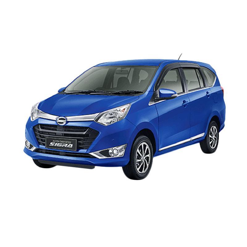 Daihatsu Sigra 1.0 D M-T Mobil - Blue