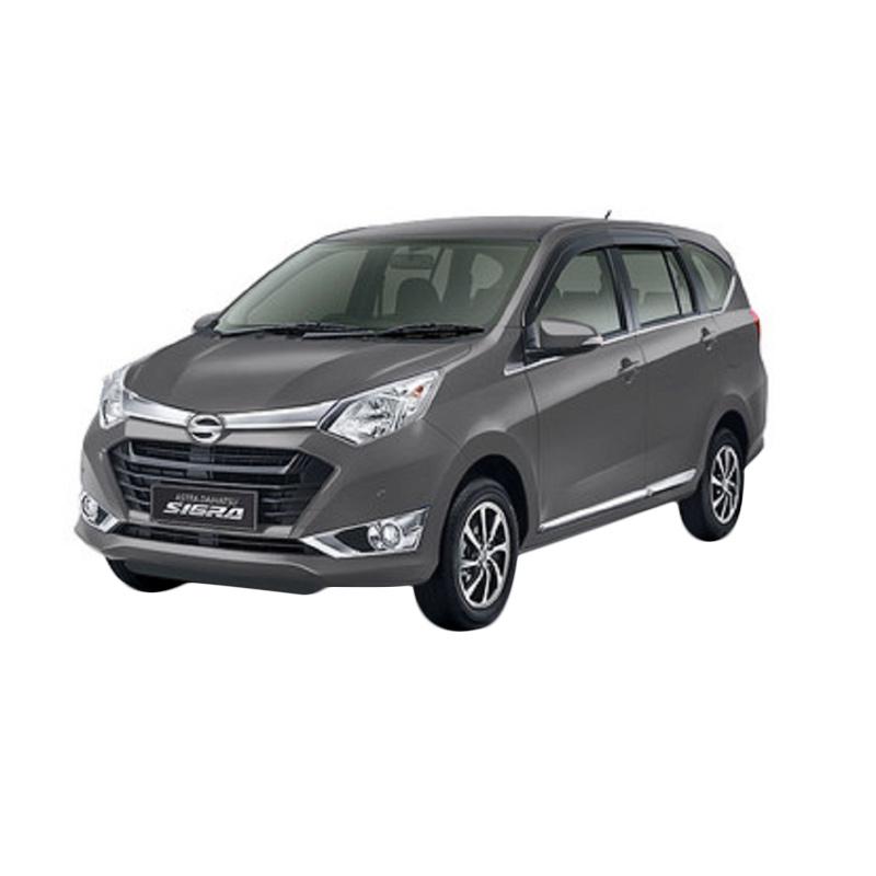 Daihatsu Sigra 1.0 D M-T Mobil - Dark Grey Metallic